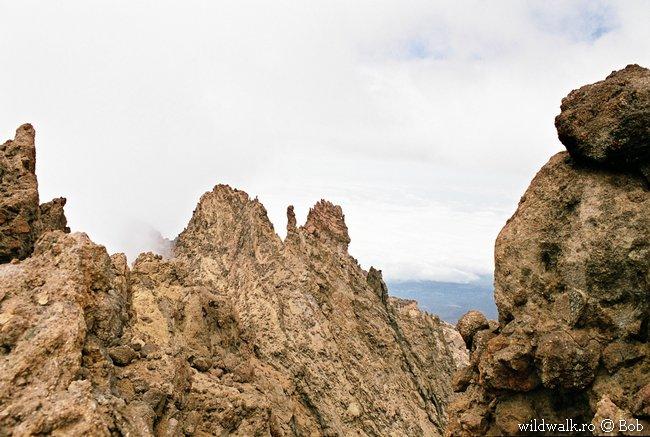 2004 - Am Mawenzi Gipfel, Hans-Meyer-Peak 5.149m