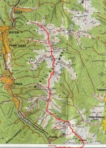 Harta Baiului