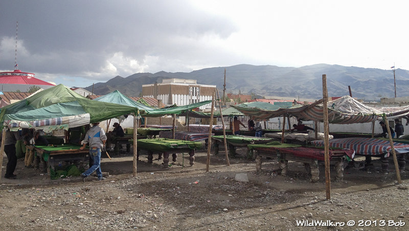 Olgii bazaar