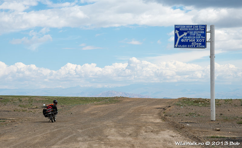 Going to Ulaangom