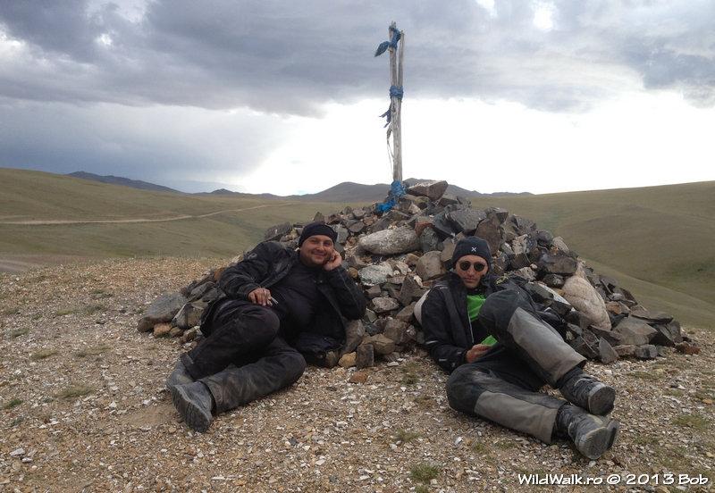 Ulaan Zuuhyn pass