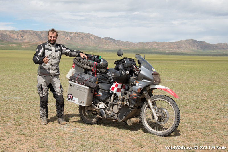This is Robert Erlic, on his way to travel the world, www.cro-nomad.com