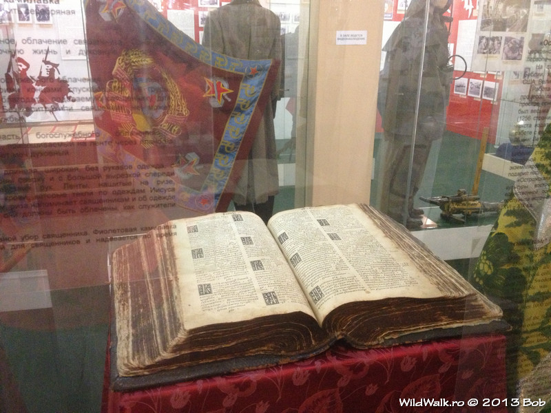 Very old book religious, Ulan Ude