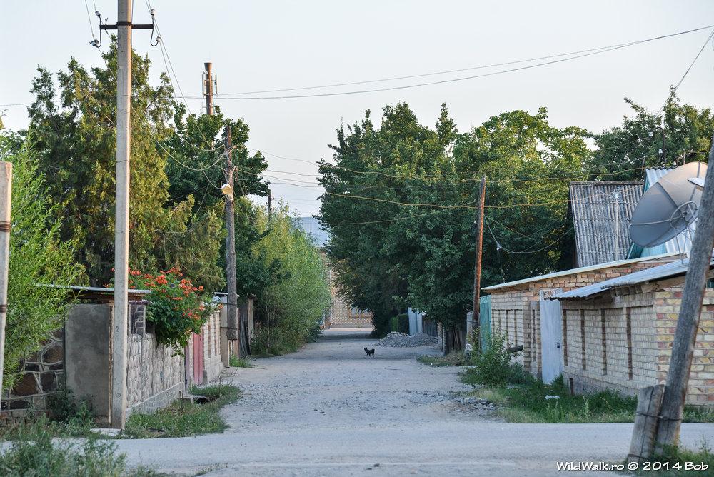 Satul Toktogul, Kyrgyzstan