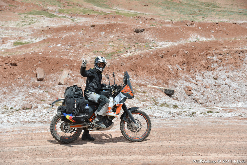 Ktm 690 Adventure, ready to race, by Rally Raid UK