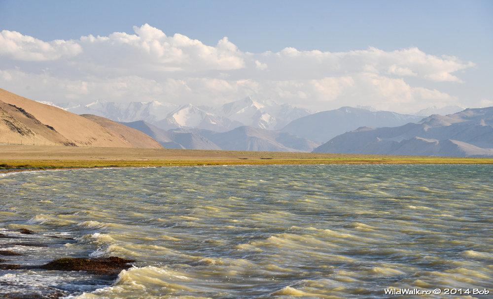 Lacul Karakol, 3900 m, Tajikistan