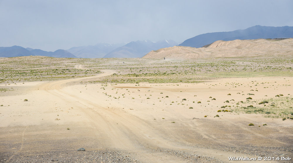 Spre Valea Bartang, Tajikistan