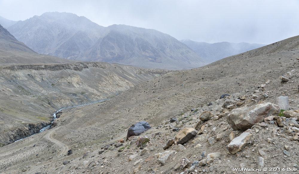 Pe Valea Bartang, Tajikistan