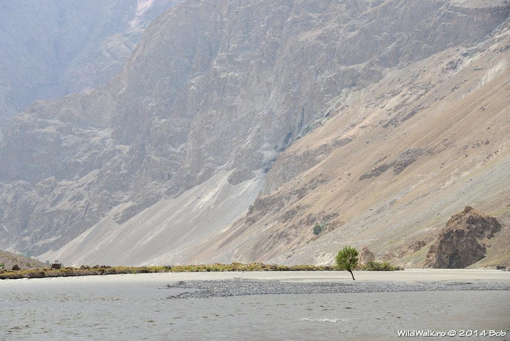 Valea Bartang, Tajikistan