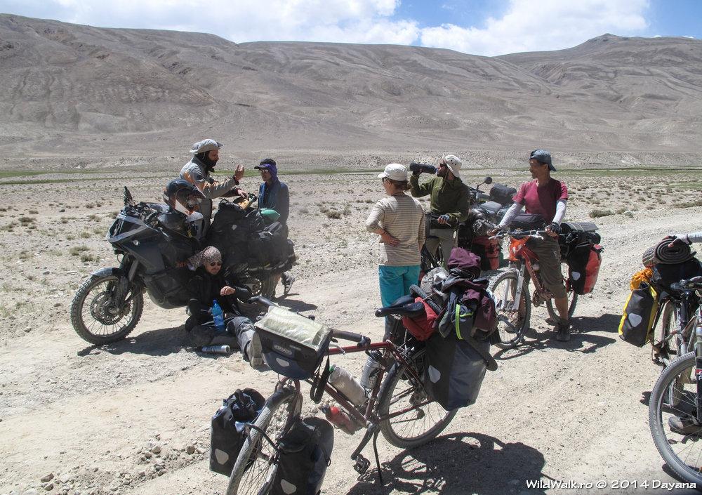 De la Langar la Kargush, Tajikistan