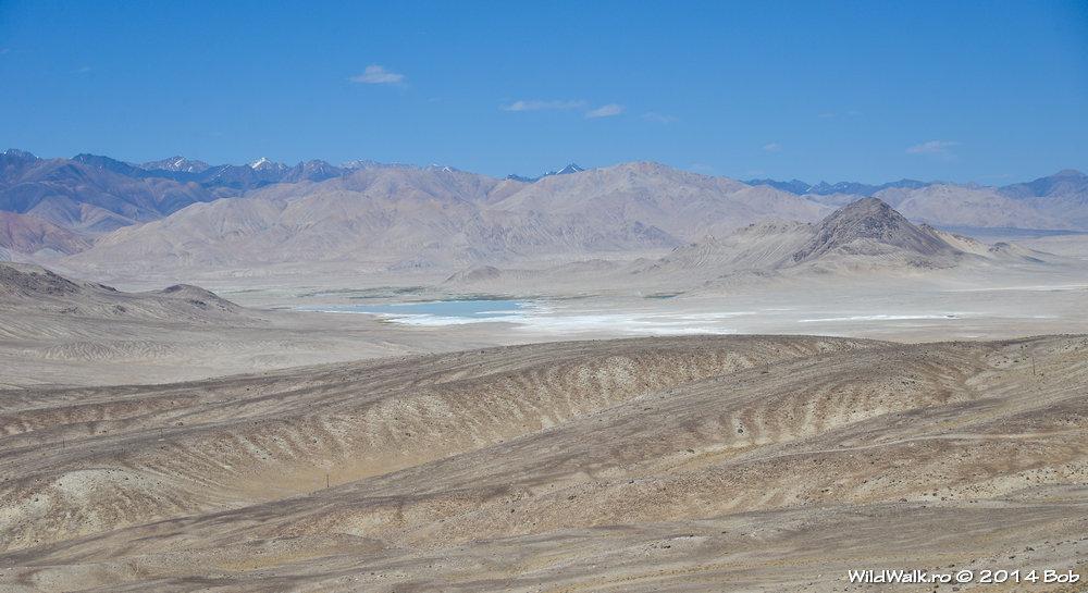 Pe la 4000 m pe M41, Tajikistan
