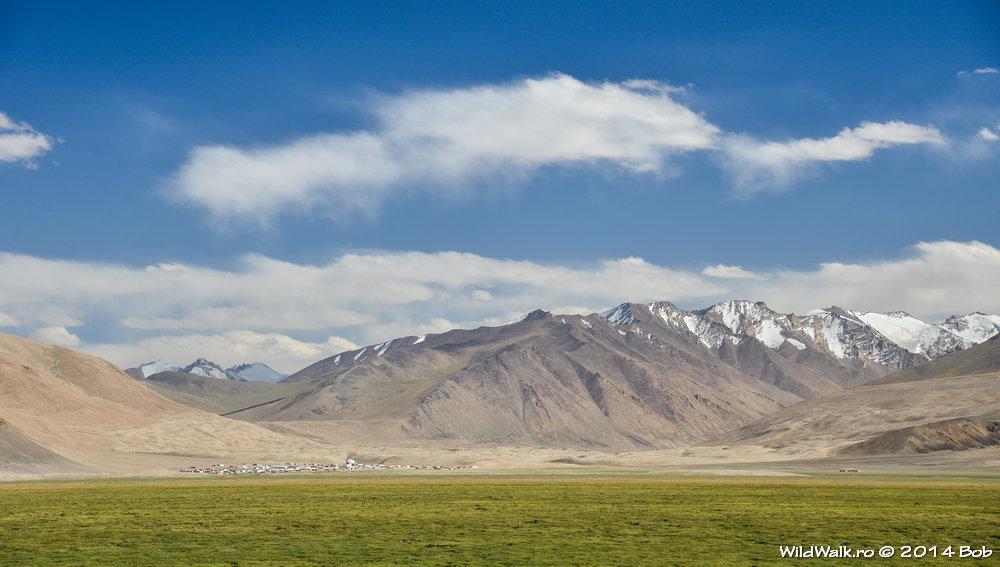 Sat pe M41, Tajikistan